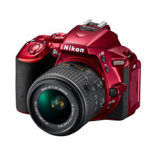 Picture of Nikon D5500 DSLR - Red